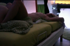 Une française avec un nouvel amant - Vidéo candaulisme amateur