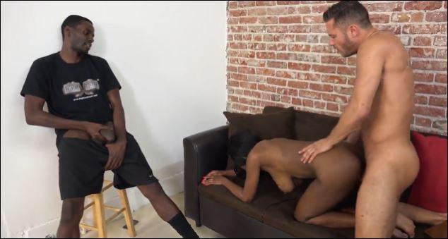 Femme noire baise vidéo