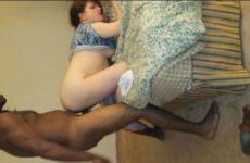 Rita prise en levrette par son amant black - Candauliste